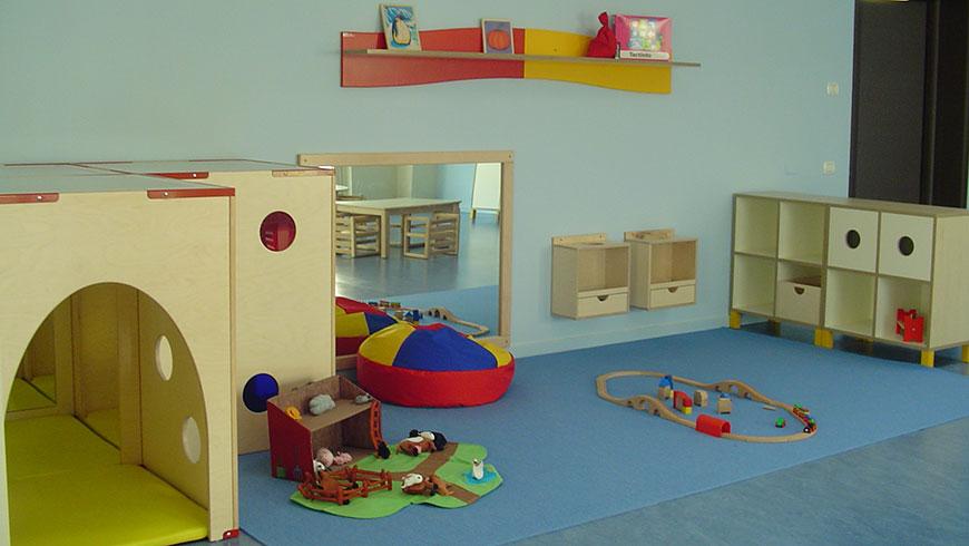 Aladino nido scuola dell'infanzia ParmaInfanzia